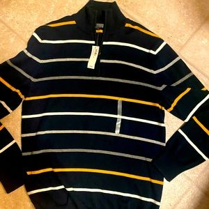 Old Navy men's small sweater! New with tags!